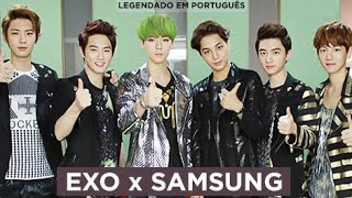 [PT-BR] EXO-K Samsung ATIV Smart PC - ''إنشاء نمط الذكية''