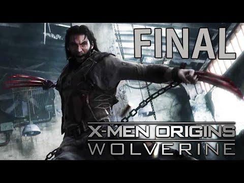 X-Men Origins Wolverine - FINAL ÉPICO!!!! [ PC - Playthrough ]