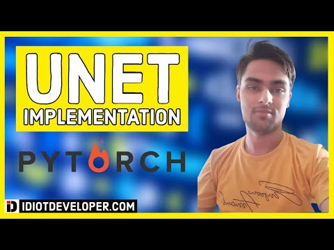 UNET Implementation in PyTorch | Semantic Segmentation