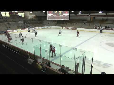 St. Lawrence 6, Carleton 1 (women's hockey)