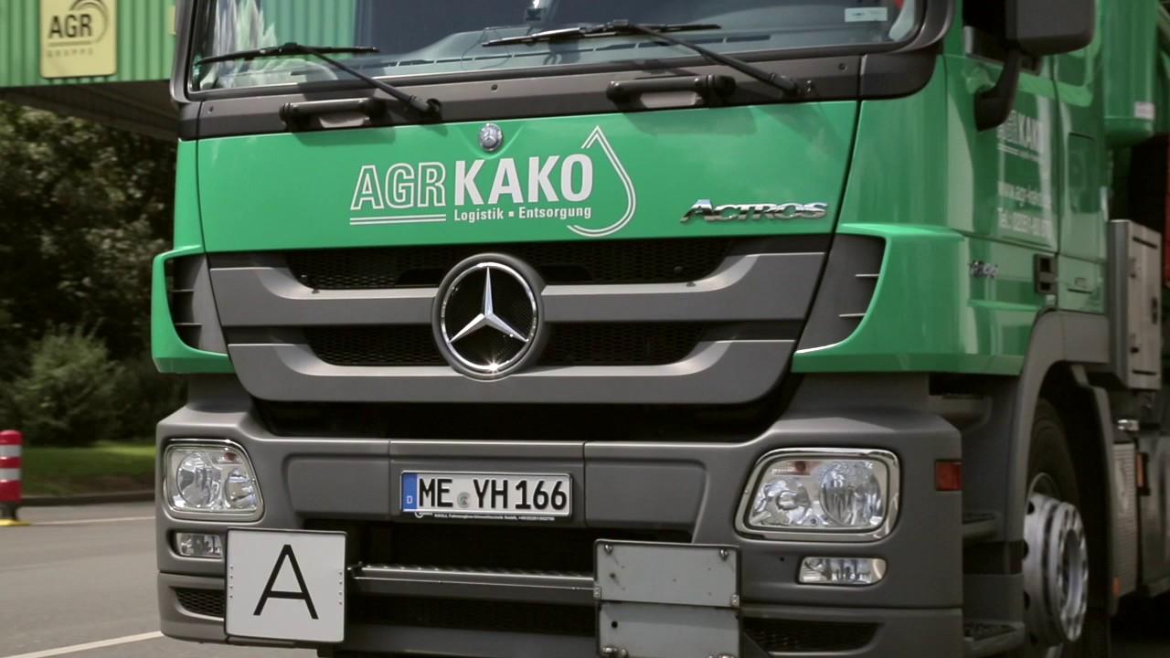AGR Gruppe LKW Fahrer gesucht Kurzfilm 2 - YouTube