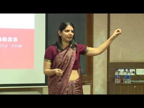 """A talk by Yamini Aiyar on """"Rules Vs. Responsiveness"""" at IIM Ahmedabad"""