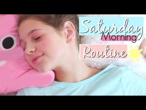 Morning Routine | Saturday Edition