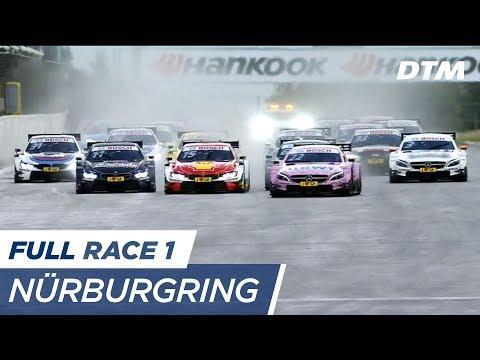 DTM Nürburgring 2017 - Race 1 (Multicam) - RE-LIVE (English)