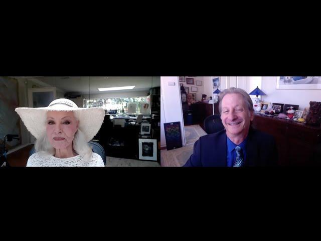 Meet The Biz With David Zimmerman - 12/03/20 - Special Guest: Julie Newmar