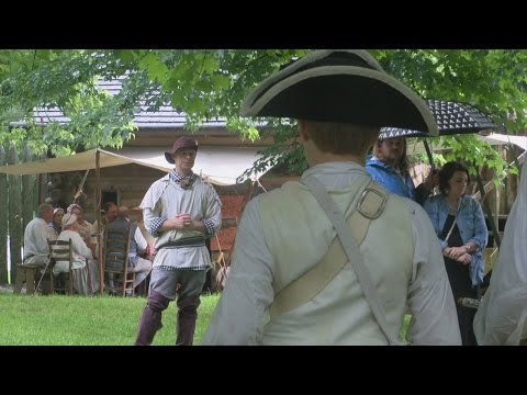 Sycamore Shoals hosts 23rd annual Siege of Fort Watauga