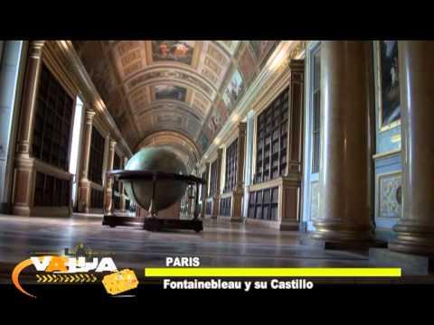La Valija 2012. Julio 21 - Paris - Mallorca - Caminos y Sabores