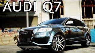 GTA IV - Audi Q7 V12 TDI 2009
