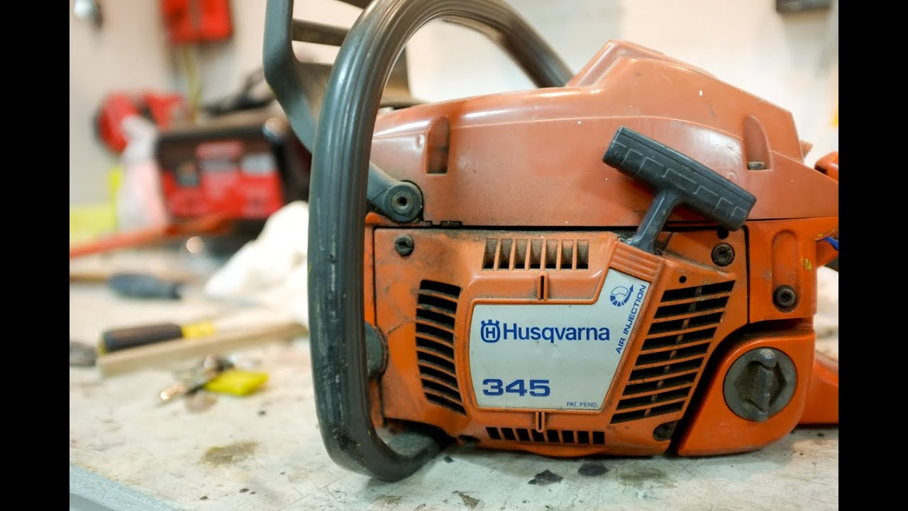 how to find model of old husqvarna chainsaw