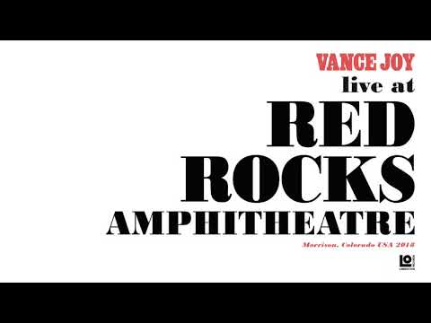 Vance Joy  Im With You  at Red Rocks Amphitheatre