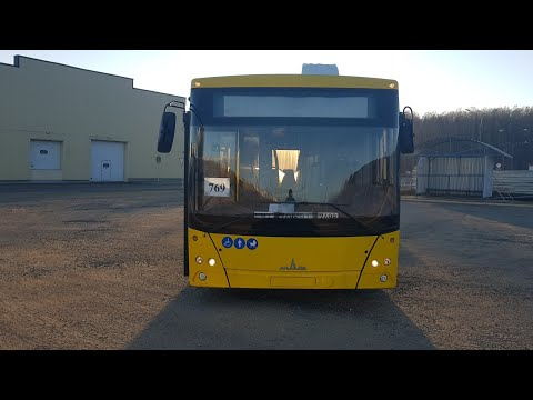 МАЗ 203.BUS MAZ 203 NEW
