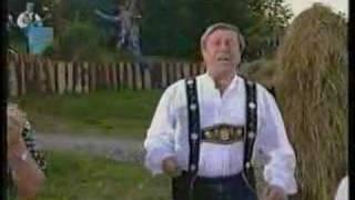 Franzl Lang - Einen Jodler hör i gern