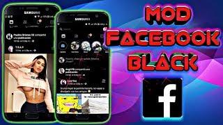 Nuevo facebook Black actualizado para tu dispositivo