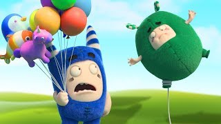 The Oddbods Show: Oddbods Full Episode New Compilation BALLOONED || Animation Movies For Kids