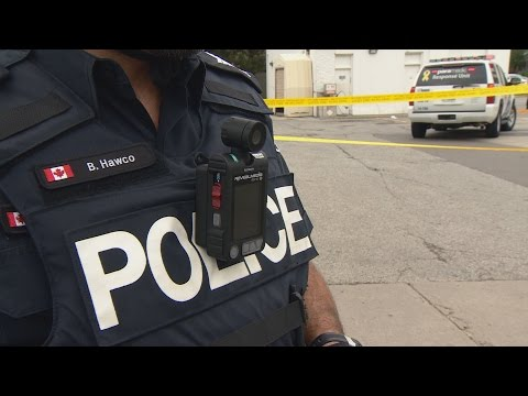 FEATURE: A Day In The Life Of Toronto Police And Body-worn Cameras