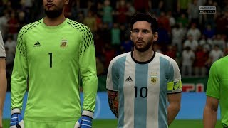 FIFA 18 | Portugal vs Argentina - Full Gameplay (PS4/Xbox One)