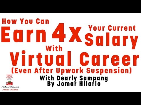 Virtual Assistant Training: How You Can Earn 4X Your Current Salary With Virtual Career