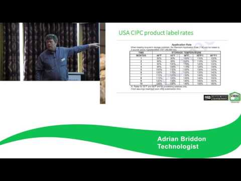 CIPC changes: How to 'Be 2017 Ready'  - Storage Forum 2016 - Adrian Briddon (SBCSR)