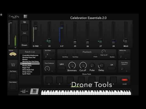 Celebration Essentials 2 0 — Creative Worship Sounds