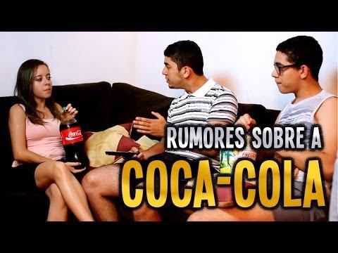 Rumores sobre a Coca-Cola