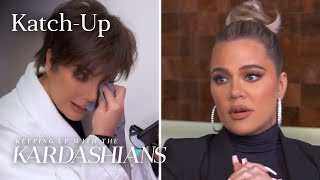 "Kylie & Kendall Jenner's Shocking Fight: ""KUWTK"" Katch-Up (S19, Ep4) 
