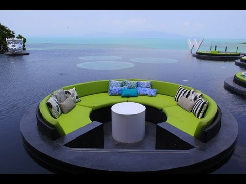 THAILAND - KOH SAMUI (PART 1) - LUXURY RESORTS (Full HD)