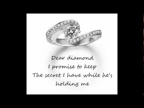 Dear Diamond Miranda Lambert lyrics
