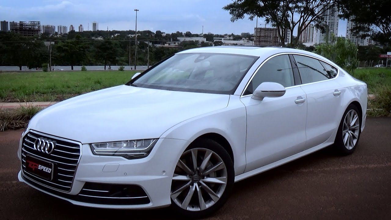 avalia o audi a7 sportback 3 0 v6 tfsi canal top speed youtube. Black Bedroom Furniture Sets. Home Design Ideas