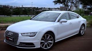 Avaliação Audi A7 Sportback 3.0 V6 Tfsi | Canal Top Speed