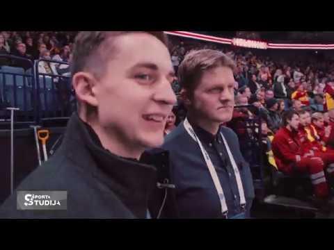 Jānis Kalniņš - Helsinku ''Jokerit'' vārtsargs