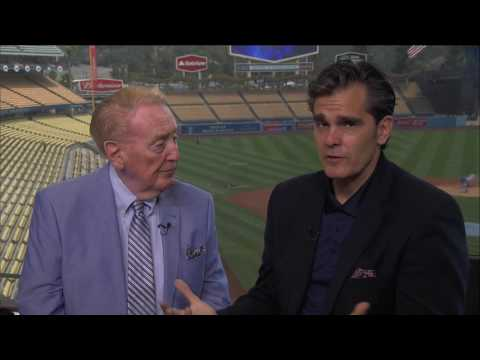 Chip Caray goes one-on-one with the one-and-only Vin Scully