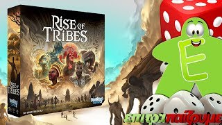 Rise of Tribes - How to Play Video by Epitrapaizoume.gr