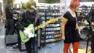 No Time For Tears - The Enemy - Live At HMV Cardiff Exclusive Gig - 16/04/09