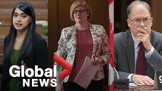 WE scandal: Cabinet ministers, top public servant grilled by Canadian ethics committee | FULL