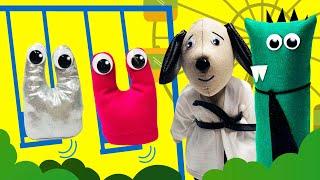 Космический Доктор Кот | Серия 6 | Качели | Мультфильмы для детей