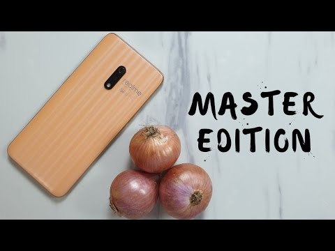 Taste the Onion : Realme X Master Edition Unboxing | Long Term Review | Hindi
