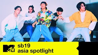 SB19 - Alab (Burning) (Dance Video) | Asia Spotlight