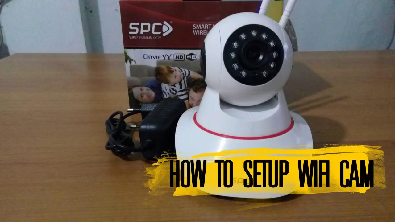 Cara Mengkoneksikan Wifi Camera Ke Smartphone Youtube
