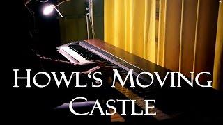 Howl's Moving Castle - Main Theme // Arr. Kyle Landry