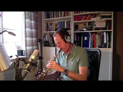 Take Five on Soprano Sax, Matthew Stone