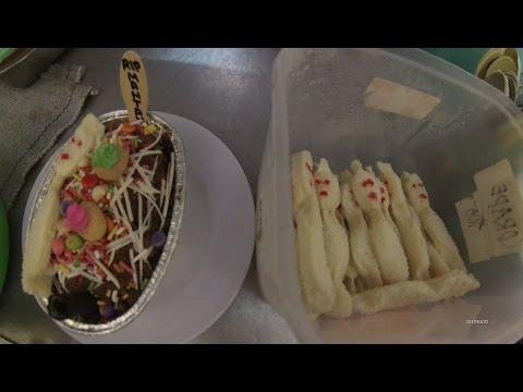Plz Turn Off Right Speaker GJakarta Street Food 1356 Part.2 GraveYard Ice Cream EsKrimKuburanPocong