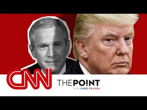 It's George W. Bush vs. Donald Trump's GOP