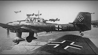 Samoloty wojskowe na świecie - Junkers Ju 87 Stuka