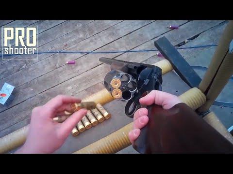 """МЦ-255 — """"Револьверный дробовик"""" 12-го калибра!"""