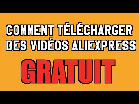DROPSHIPPING ALIEXPRESS : COMMENT TROUVER ET TELECHARGER UNE VIDEO ALIEXPRESS EN 2021 !!