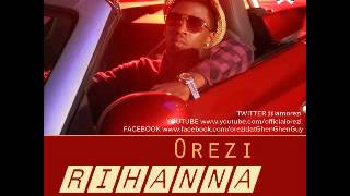 Orezi   Rihanna (Run My Race Mashup Remix) Instrumental(NaijaBaseMp3.com)