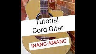 Tutorial CORD GITAR LAGU MANGGARAI//INANG AMANG//