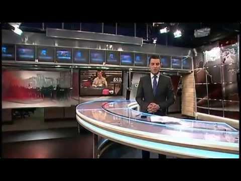 Antoine Cantin sur le Téléjournal Radio-Canada d'Ottawa (4/28/2014)
