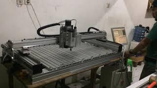 First move 3 axis CNC machine 6090 wood - NEW MODEL - Aratronic CNC
