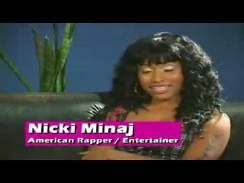 Dasha Ware Interview w/ Nicki Minaj - 2008 - YouTube
